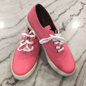 Sperry// TopSider CVO shoe, size 8
